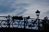 Amsterdam silhouettes