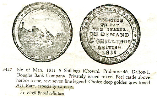 Isle of Man coins
