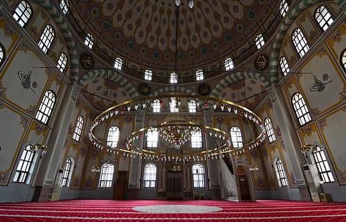 Bolu Yıldırım Beyazıt Camii