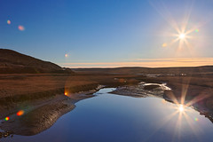 Twin Suns of Point Reyes