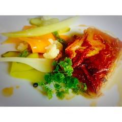 Cordero lechal a las finas hierbas en el #restaurant del chef #XavierSagrista en el @hotelperalada #emporda #picoftheday #igersGirona #igersemporda #igerscatalunya #peralada #perelada #pereladagolf #pereladaresort #cosesdeperalada #esperalada #incostabrav