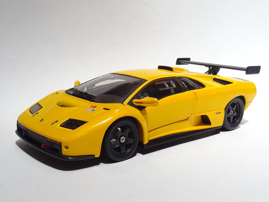 Vendo Lamborghini Diablo Gtr Hotwheels 1 18 Forocoches
