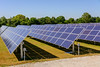 Solar Panels at Richmond Power & Light