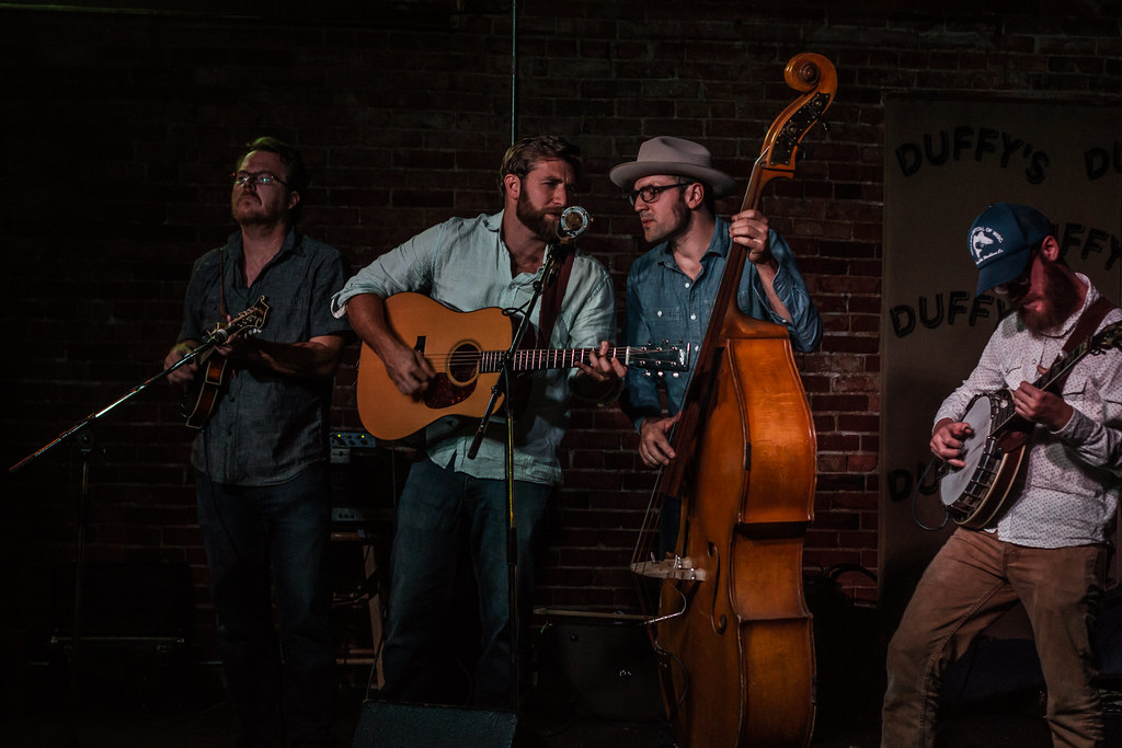Wood and Wire | Duffy's Tavern | 7.22.15