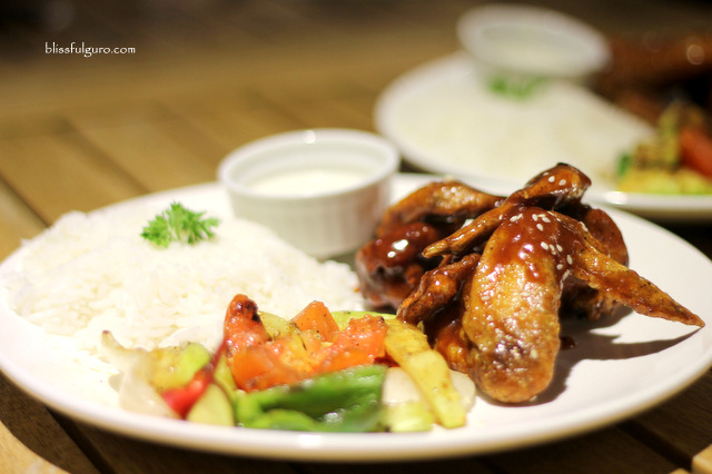 NYORK Cafe Cabanatuan Buffalo Wings