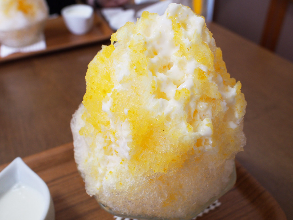 Japanese Ice Shaved - Sweet Summer Orange