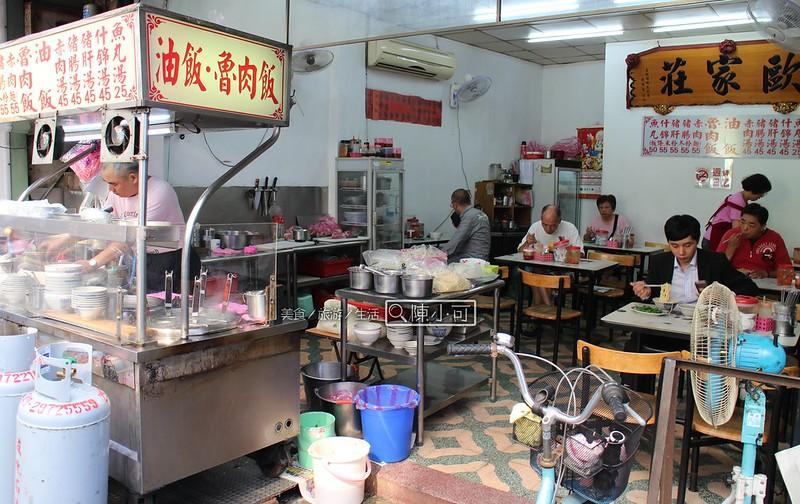 三重 文化北路 台北橋 歐家莊麵店