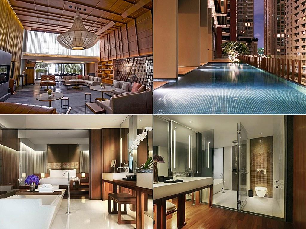 Hansar Bangkok Hotel 2