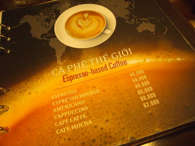 P6249705 Trung Nguyen Coffee(チュングエンコーヒー) ベトナム コーヒー