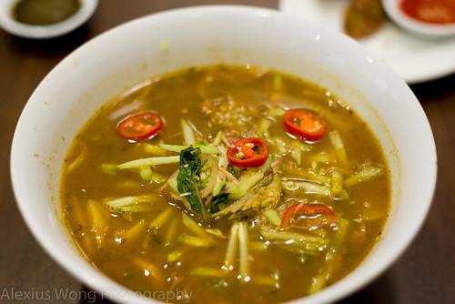 Asam Laksa/Hot Sour Noodles