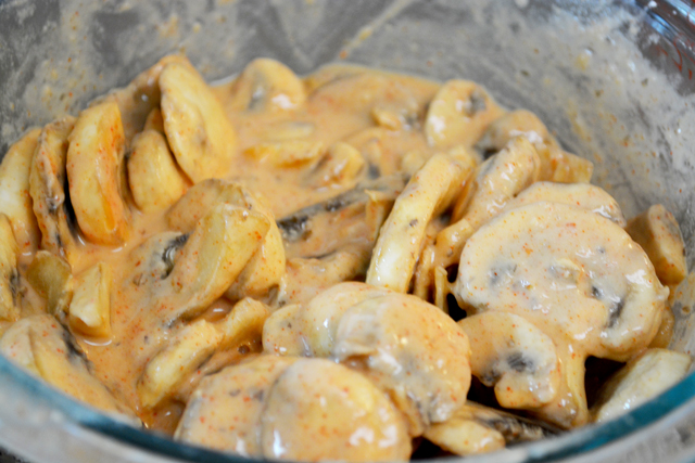 Chilli Mushroom Recipe - Step6