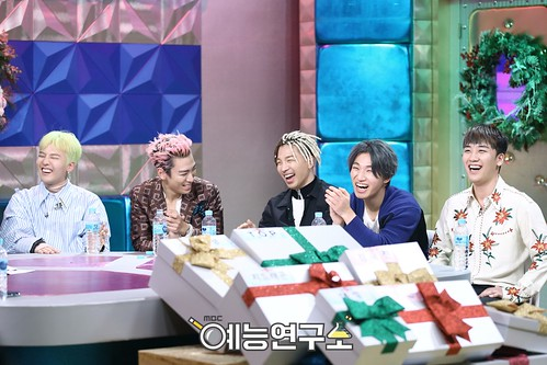 BIGBANG on Radio Start 2016-12-21 (4)