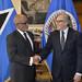 New Permanent Representative of Saint Lucia to the OAS Presents Credentials