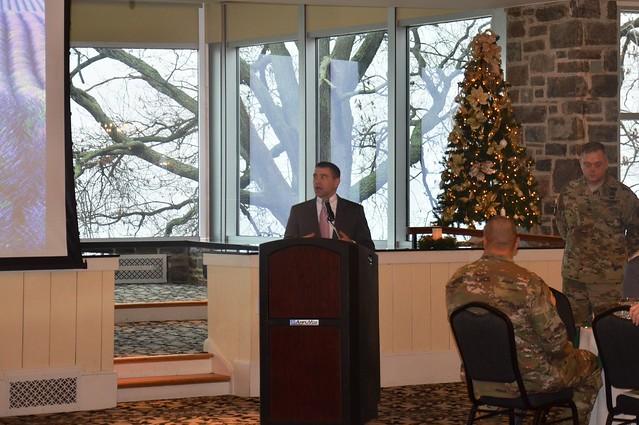 Community Leaders Luncheon- 12/12/16