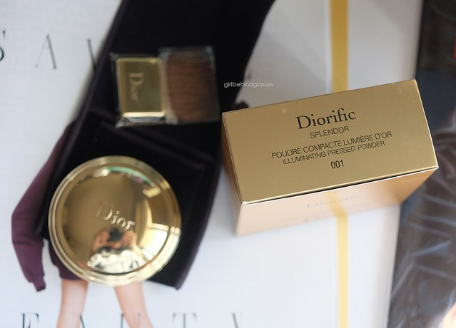 Dior Diorific Splendor Illuminating Pressed Powder3
