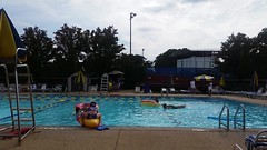 Seven Seconds Of The Last Day Of The Pool Season