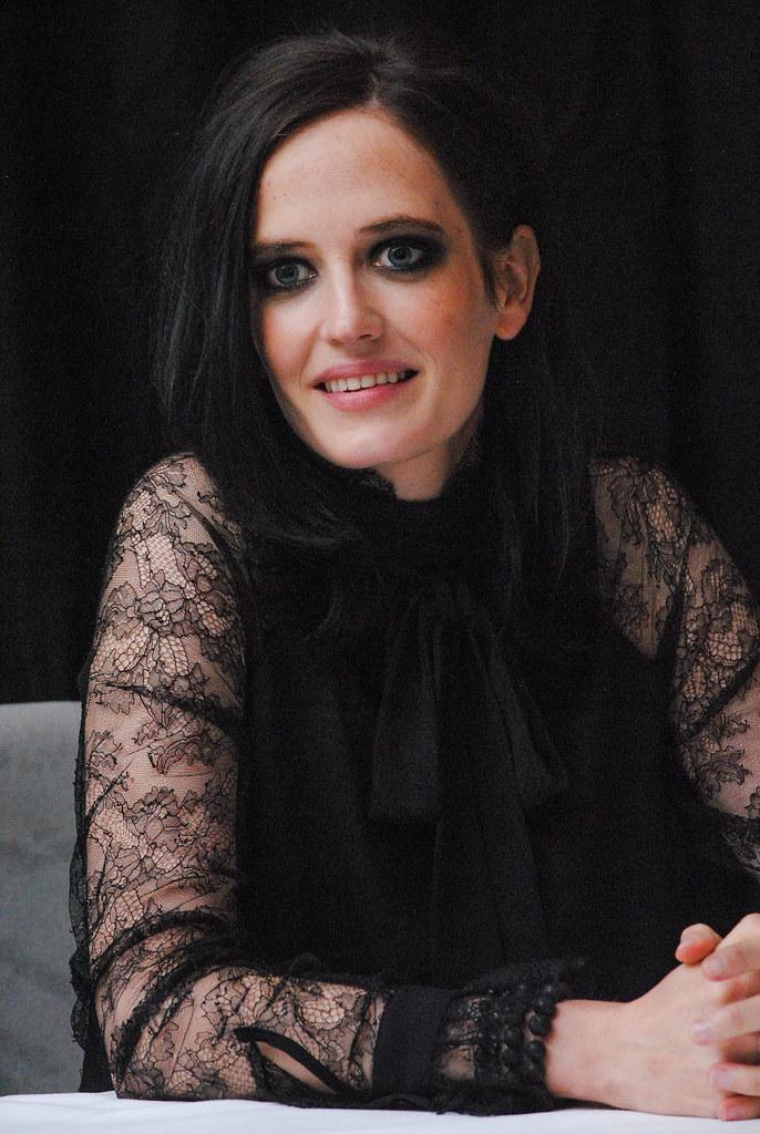 Ева Грин — Пресс-конференция «Мисс Перегрин» 2016 – 24