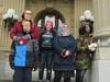 Women's March on Washington - Edmonton Solidary Event