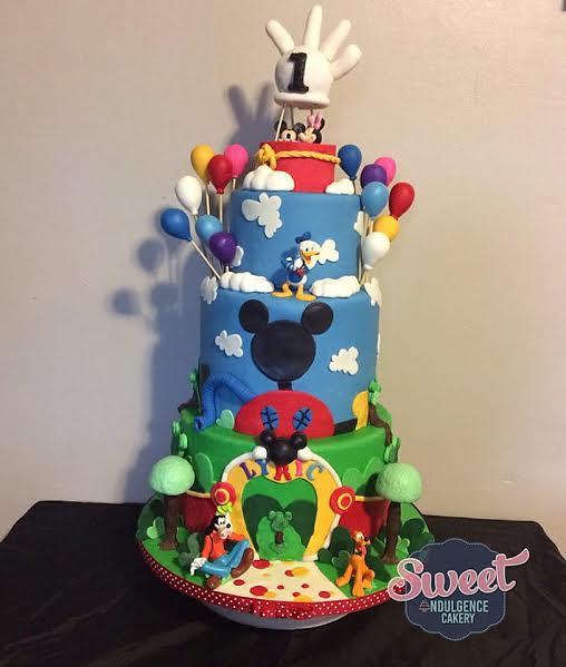 Cake by Sweet Indulgence Cakery