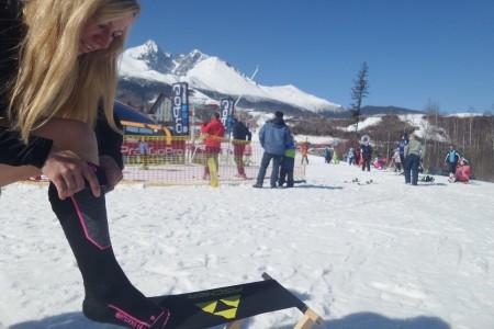 Hračky pro lyžaře: ponožky Lenz – to chce klid a nohy v teple!