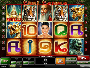Thai Temple slot game online review