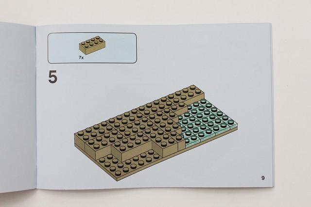 Οδηγίες για το Star Wars SDCC 2015 Dagobah Mini-Build 19109070303_de63fbcea1_z