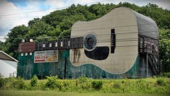 Giant Grand guitar, Bristol, TN