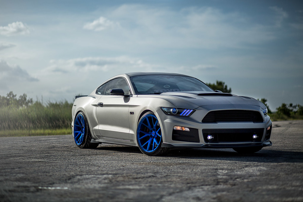 ford mustang vossen wheels - photo #40