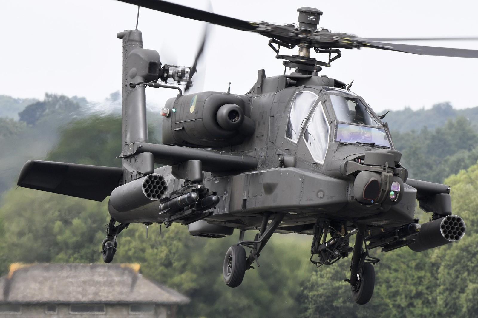 AH-64 Apache 19562132010_7e49130a78_h