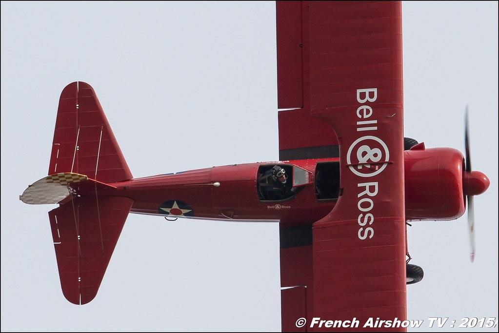 Boeing PT-13,Stearman, F-HDVD,DUVAL Hugues, BA-116 Luxeuil , Meeting Aerien 2015