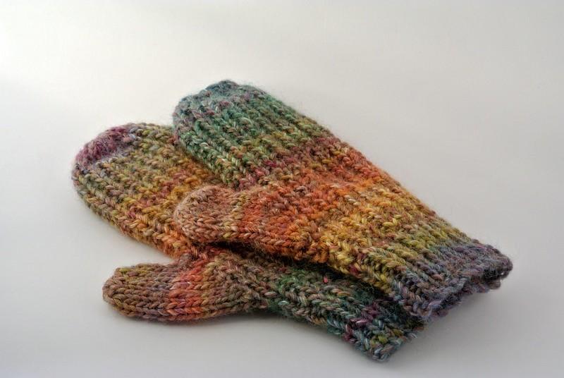Marlene's mittens