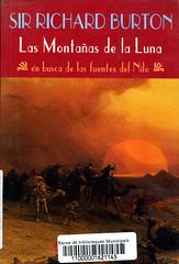 Richard Burton, Las montañas de la luna