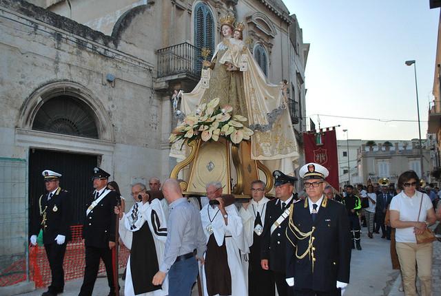 Rutigliano- Ecco il Fotoreportage della nostra amata Vergine del Carmelo (12)
