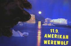 "Filmwerbe-Dia ""American Werewolf"" (02)"