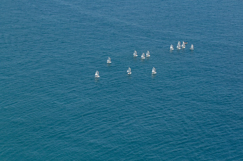 Club Náutico de Barcelona Optimist