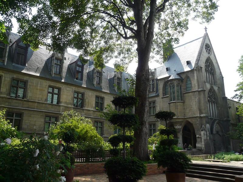 Jardin Médiéval de Cluny