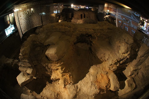 Notre Dame Archaeological Crypt