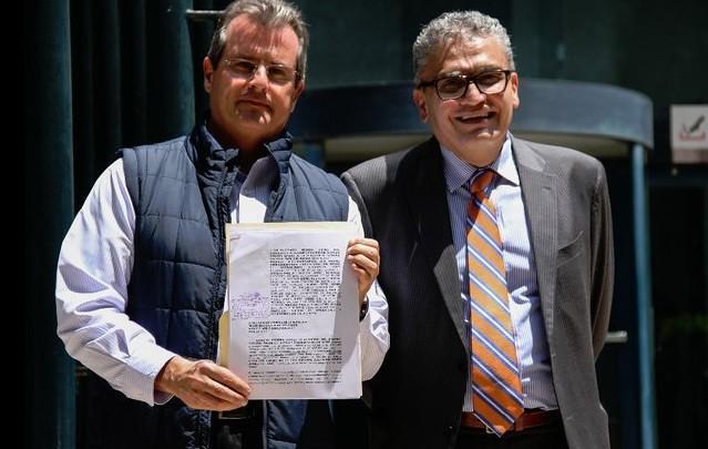 Denuncian al gobernador Graco Ramírez ante la PGR