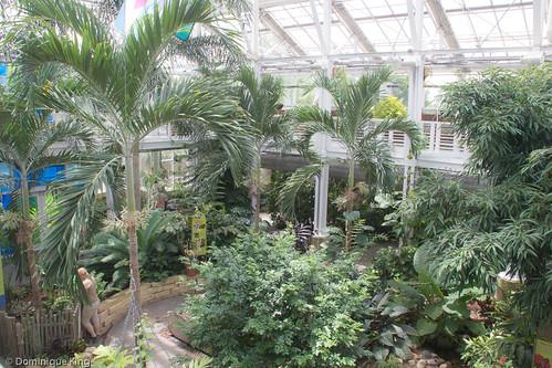White River Gardens, Indianapolis, Indiana