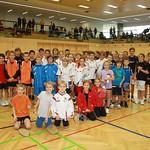 2. VBV - Schüler Turnier am 18.11.2012
