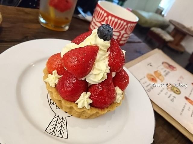 bonnie sugar 台北草莓蛋糕 029