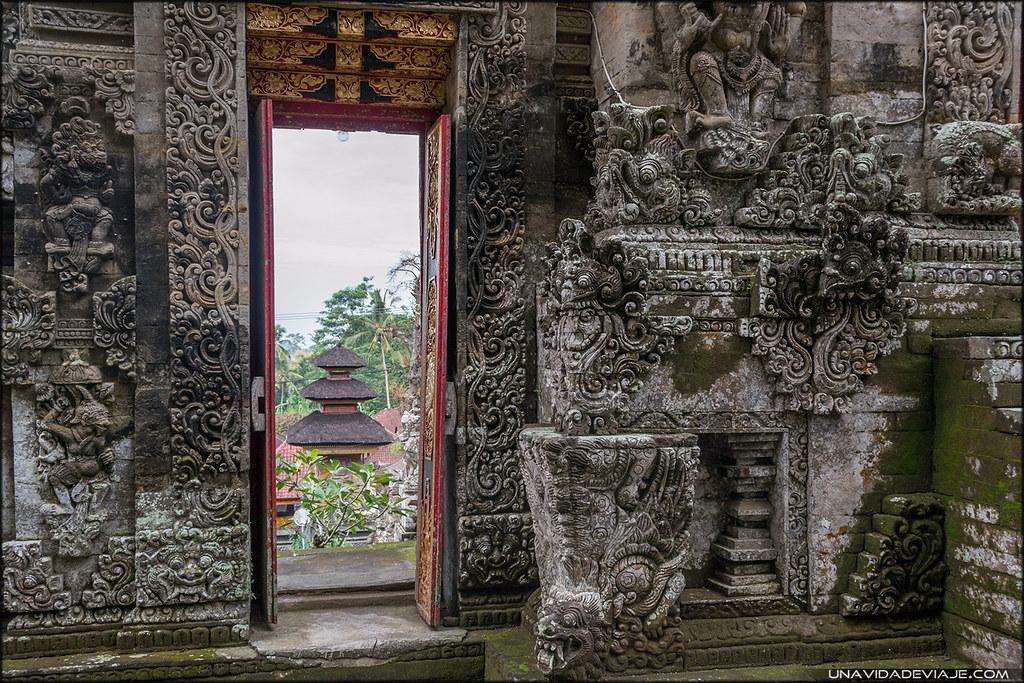 ruta por Bali desde Ubud