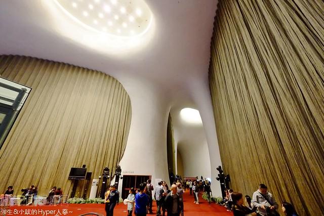 台中歌劇院聖誕燈光秀 (19)