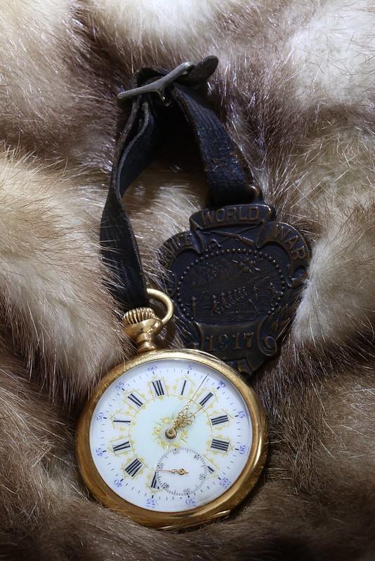 WW2 Pocket Watch.