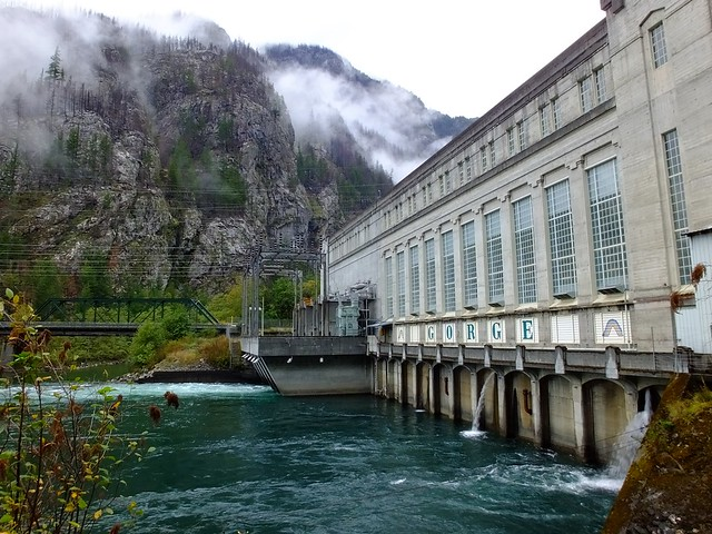 Gorge Powerhouse