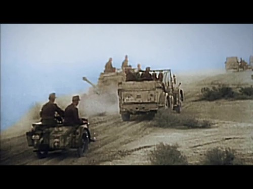 Erwin Rommel and his 'Afrika Korps' (HD+цвет)-2