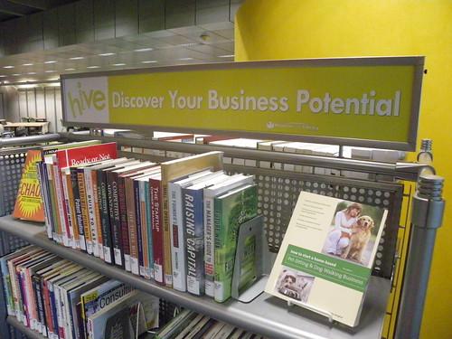 Hive - Burton Barr Central Library