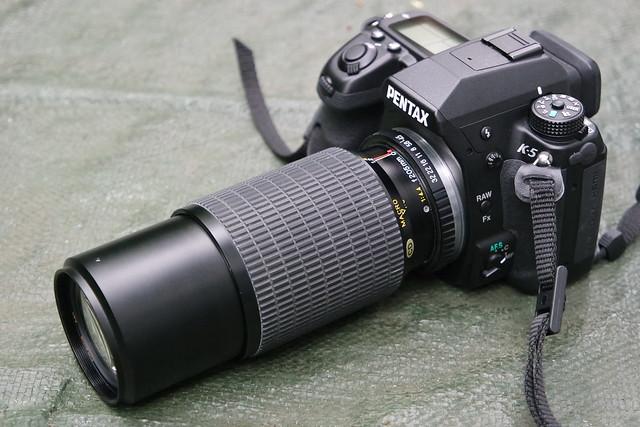 Osawa 80/205 Macro MC F4.5/32