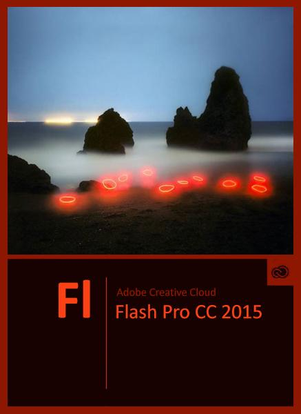 Adobe Flash Professional CC 2015 v15.0.0.173 Türkçe Full