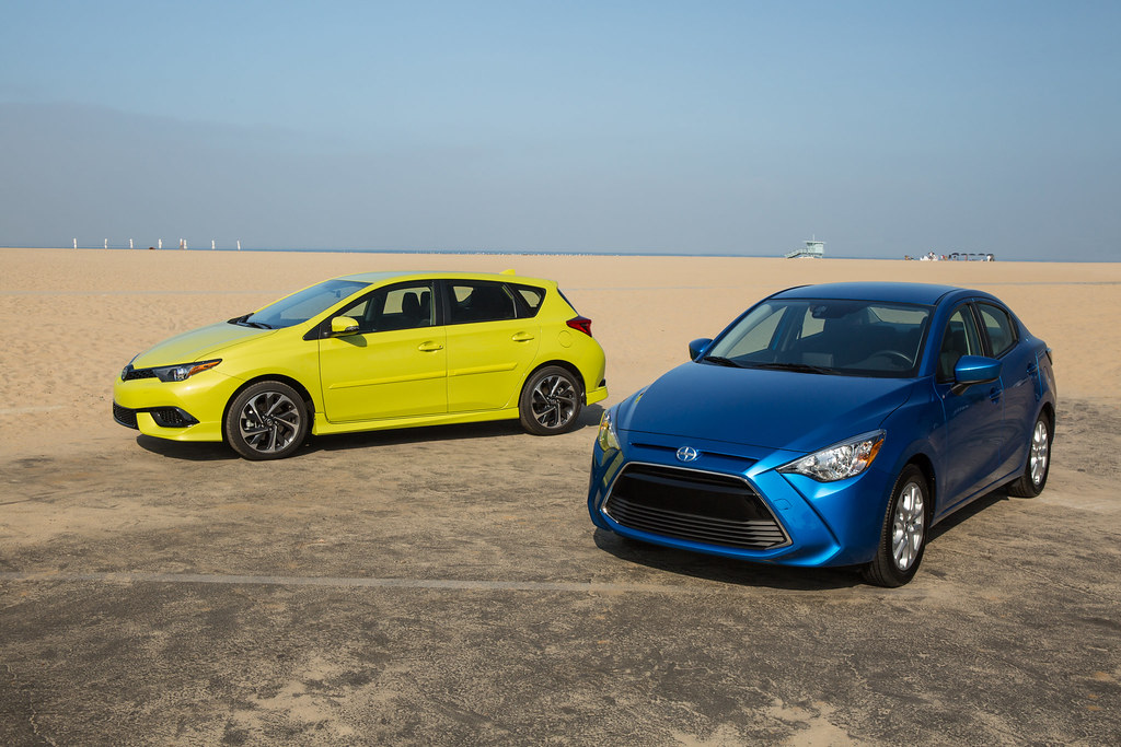 Scion iM and iA on sale now